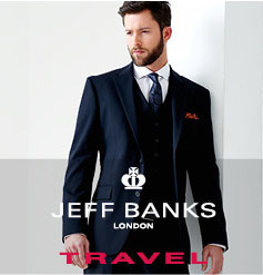 Jeff Banks London Travel
